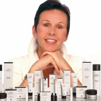 Anti Aging Kosmetik von Chris Farrell